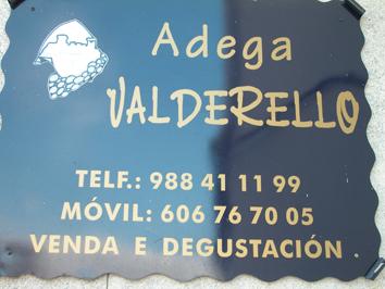 Adega Valderello
