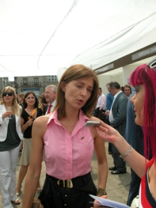 Mª Carmen Pardo, Secretaria Xeral para o Turismo